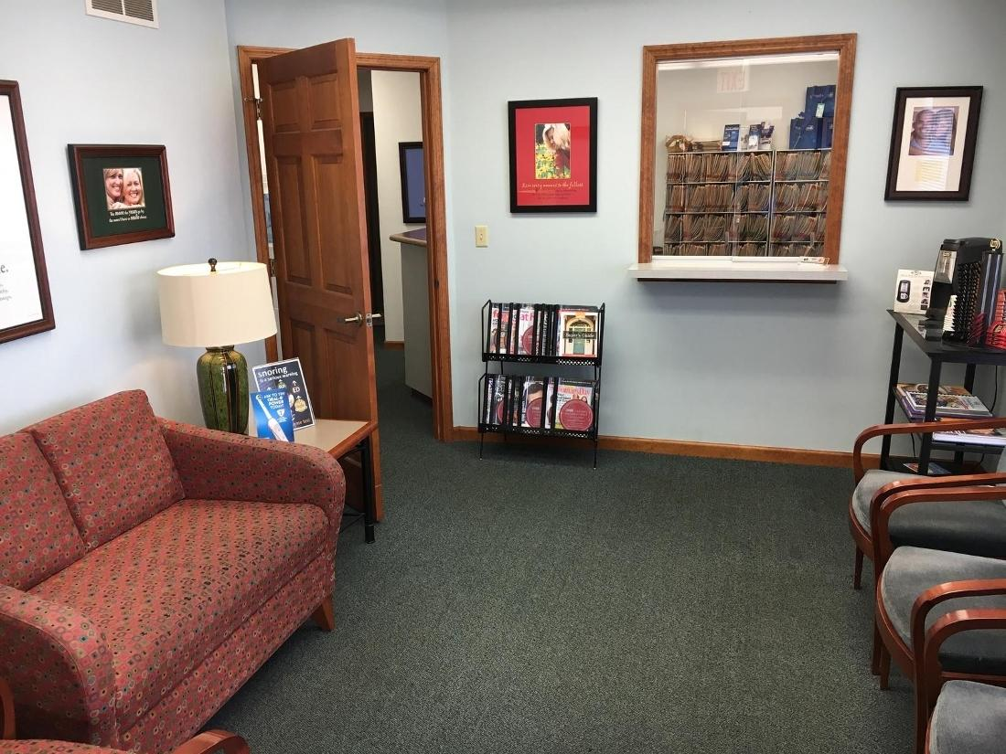 Waiting Room | Workman Family Dental